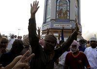 "Oman sentences eight for ""incitement"" against gov't"