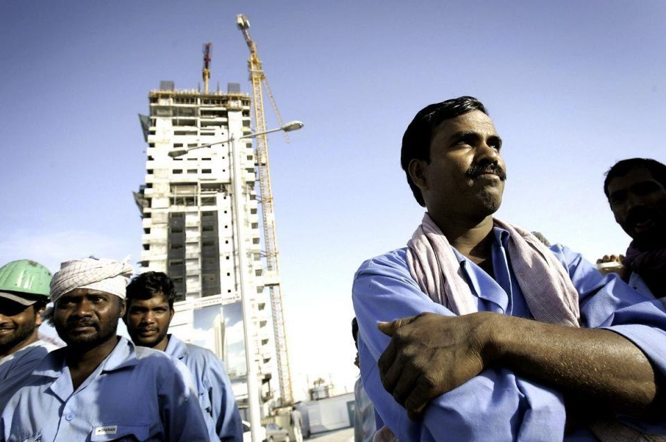 Gulf states urged to repair 'appalling' worker conditions