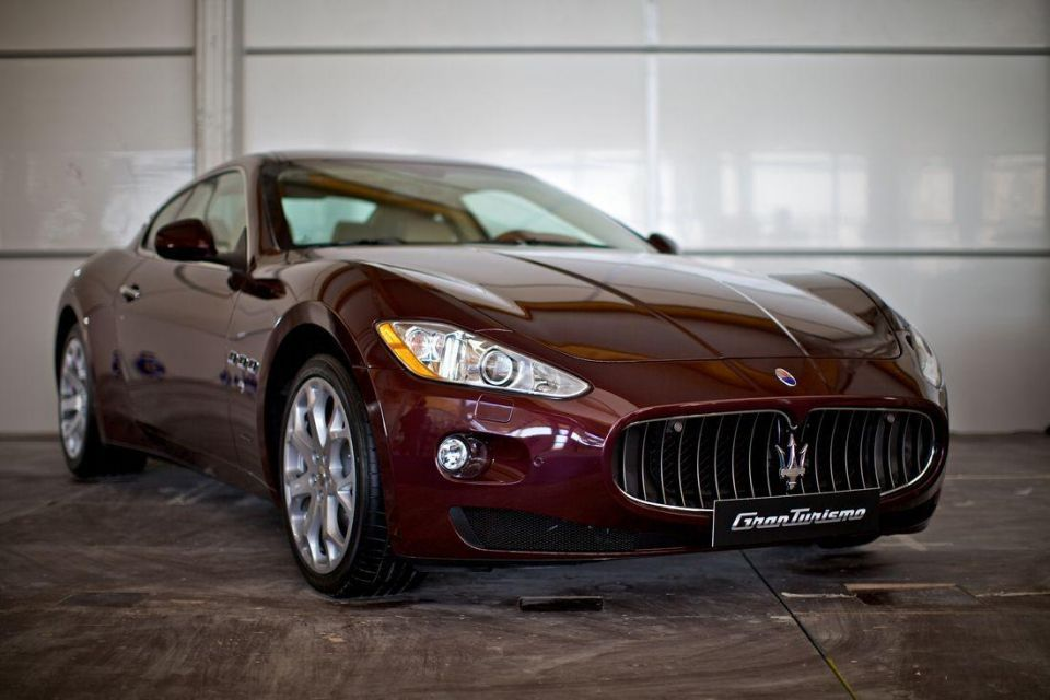 Maserati Trofeo racing championship launches in Middle East
