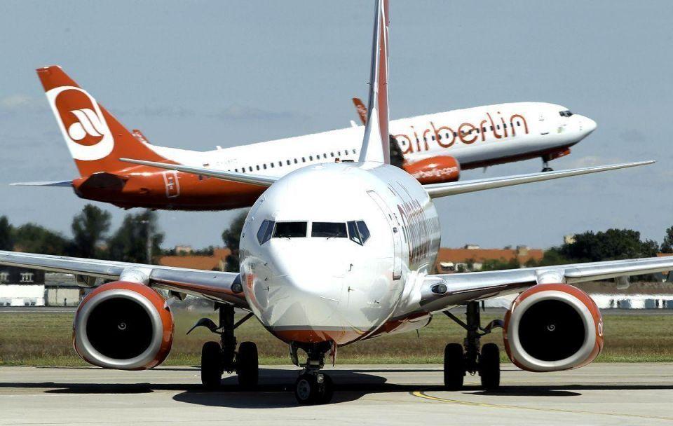 Etihad refutes claims it will take Air Berlin stake