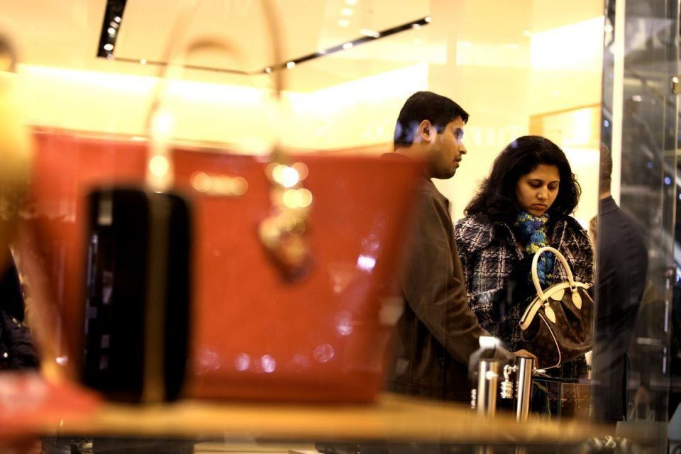 Customer spends $374k in Abu Dhabi Duty Free