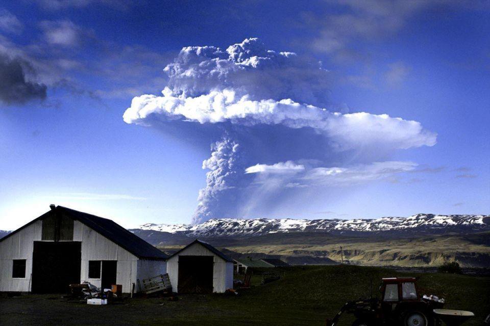 Europe on alert for Icelandic volcano ash cloud
