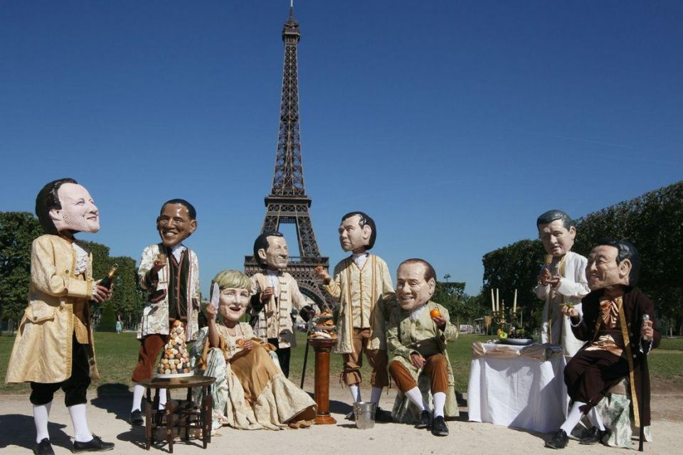 Arab Spring and IMF row to preoccupy G8 leaders