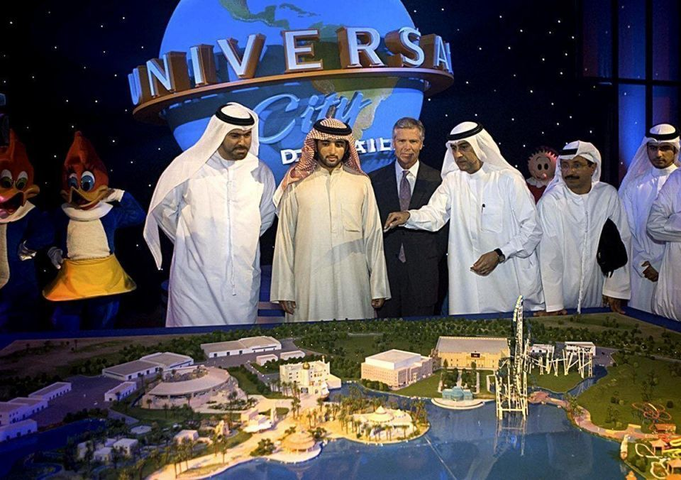 Dubailand contractor mulls legal action over power woes