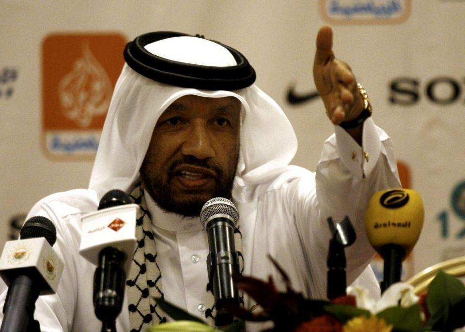 Qatar's Bin Hammam says 'hopeful' of FIFA fair trial