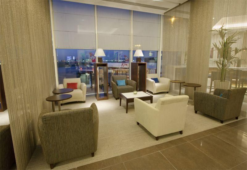 Gulf Air's new premium lounge at London's Heathrow