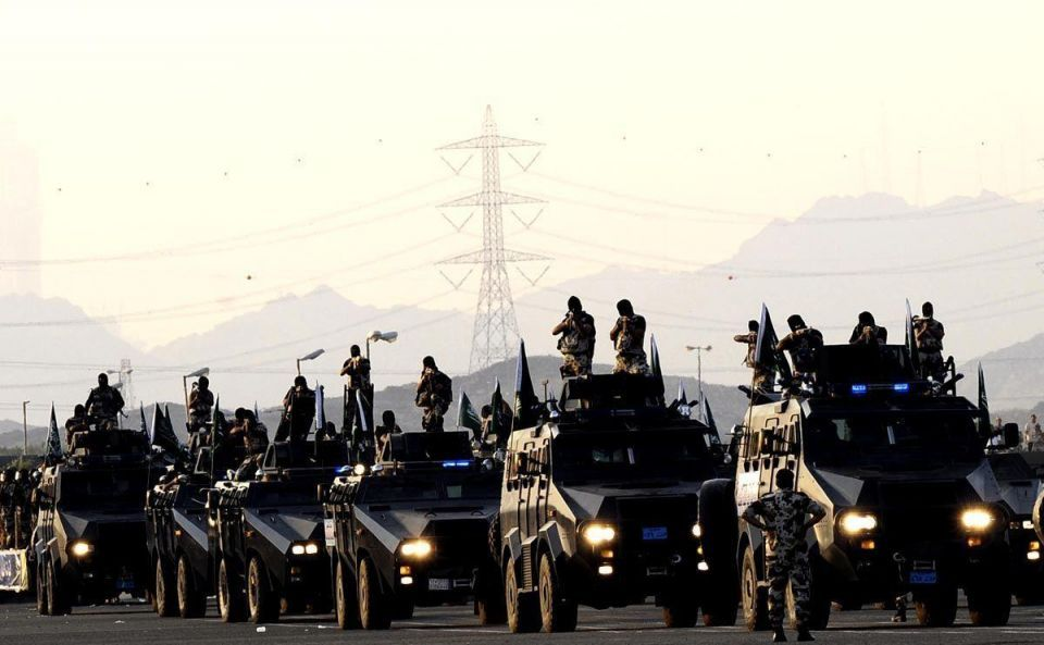 "Saudi Arabia vows ""iron fist"" to end violence"