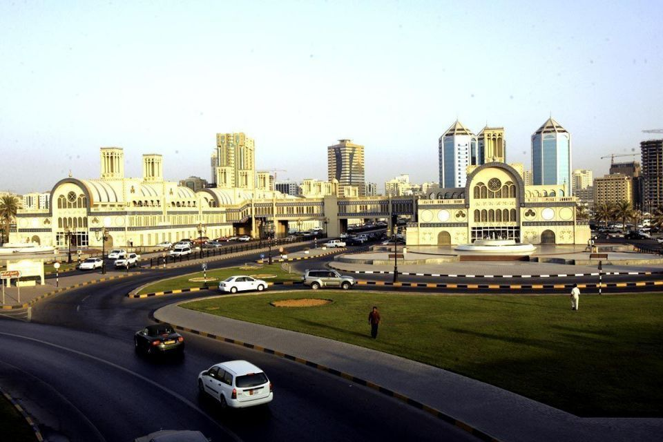 No more free parking on the streets of Sharjah
