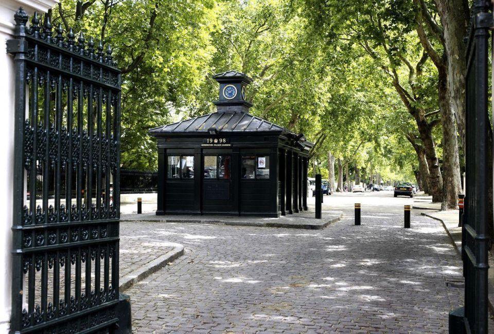 Kensington Palace Gardens named UK's most expensive street