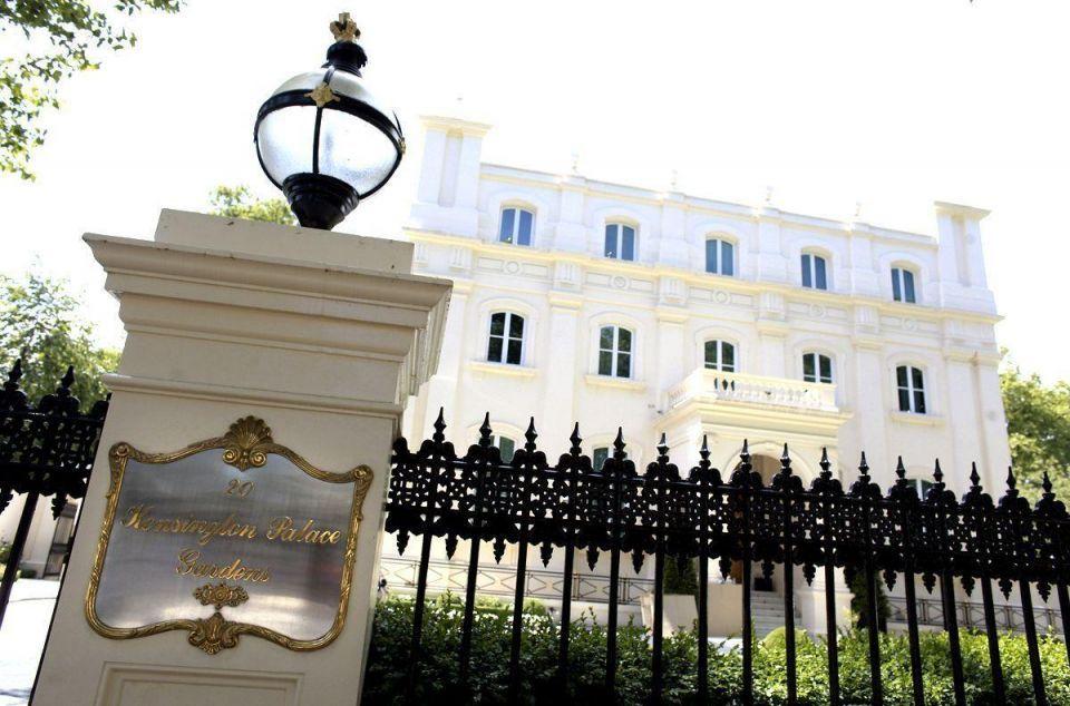MidEast buyers spur luxury London property boom