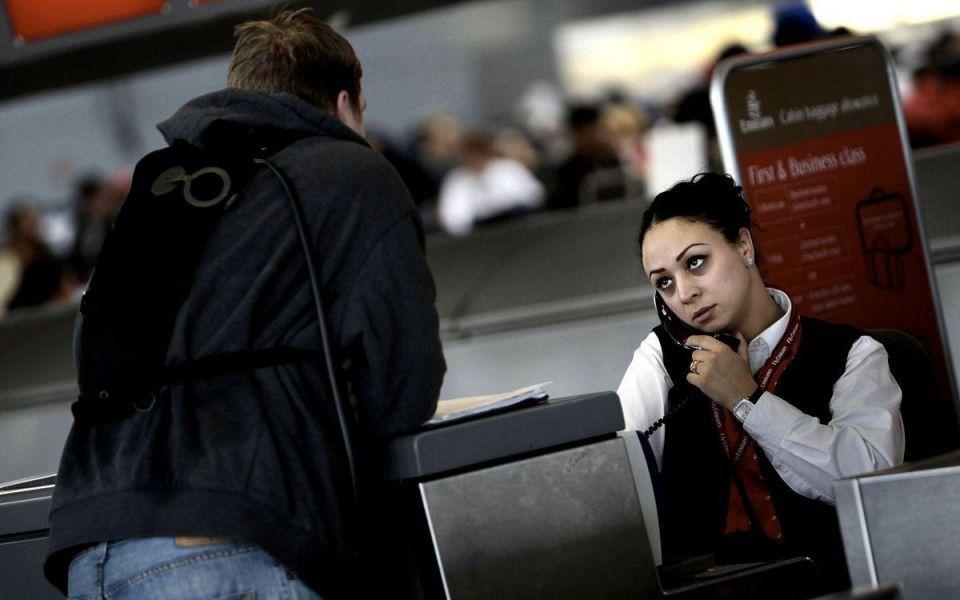 Emirates Airline unveils mobile boarding passes
