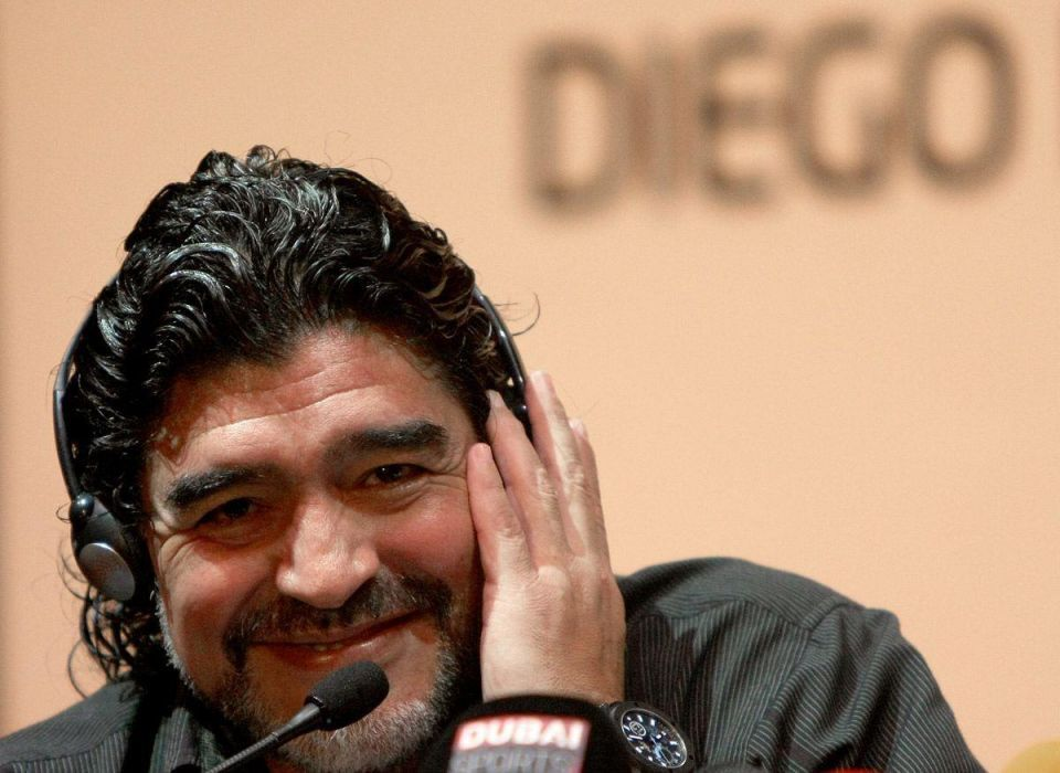 Al Wasl plans stadium changes prior to Maradona arrival