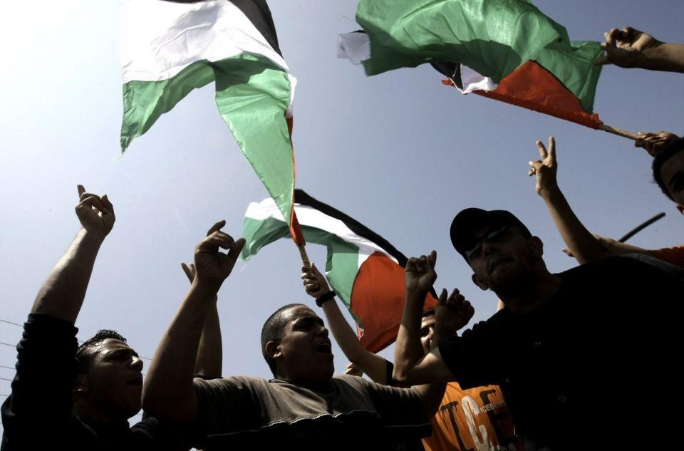 Arab states 'have moral duty' to aid Palestine