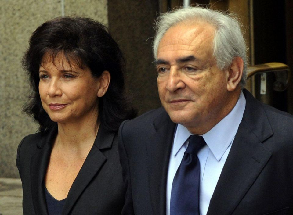 Sex assault charges dropped against former IMF chief