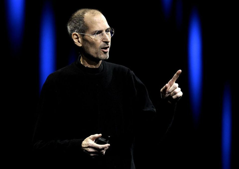 Steve Jobs' resignation letter