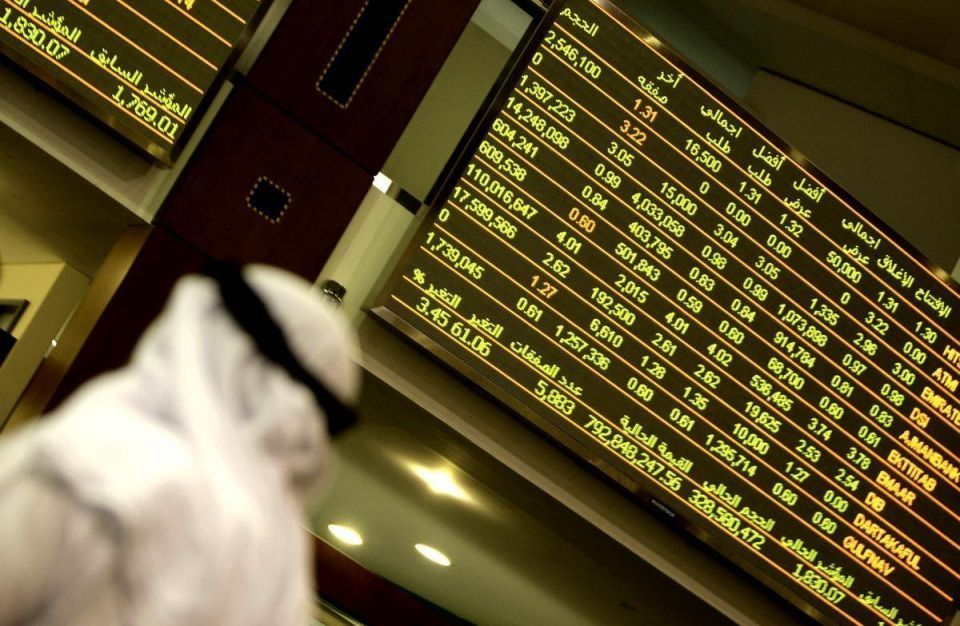UAE, Qatar markets slide as cautious traders eye Europe