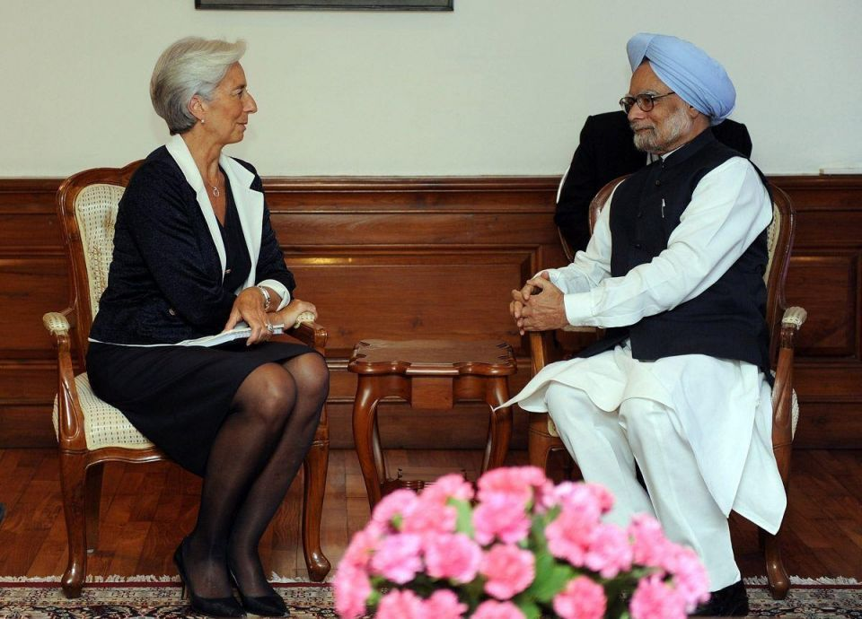 Lagarde, Carstens shortlisted for IMF top job