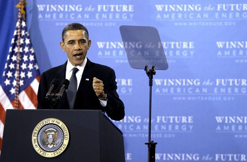 Libya 'slipping from grasp of a tyrant': Obama