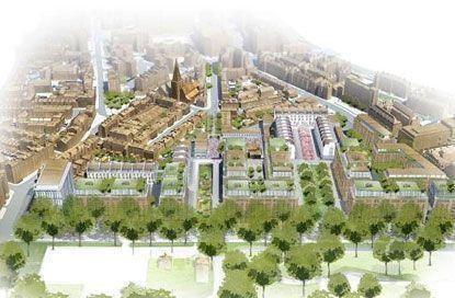 Qatari Diar eyes green light on $4.8bn London plan