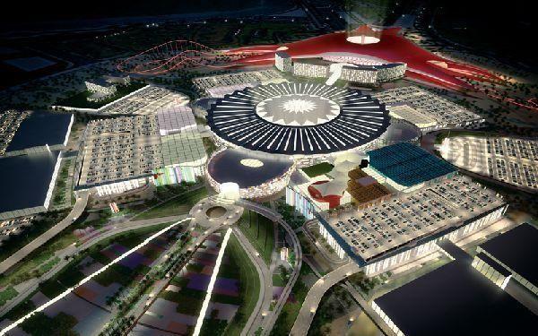 Orascom unit confirms $578m Yas Island mall deal