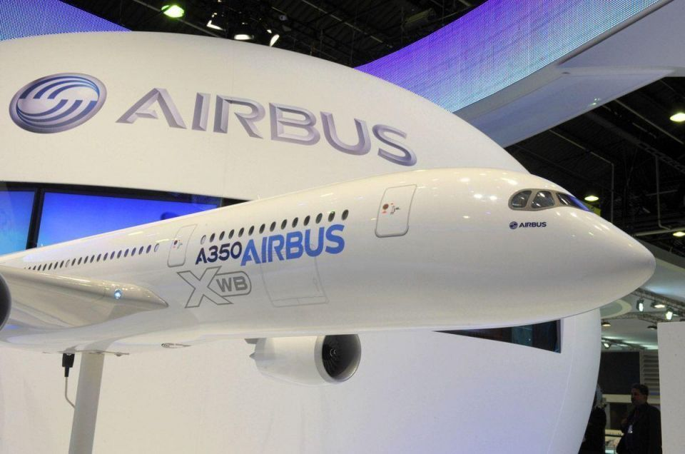 Future of aviation on display at Paris Air Show