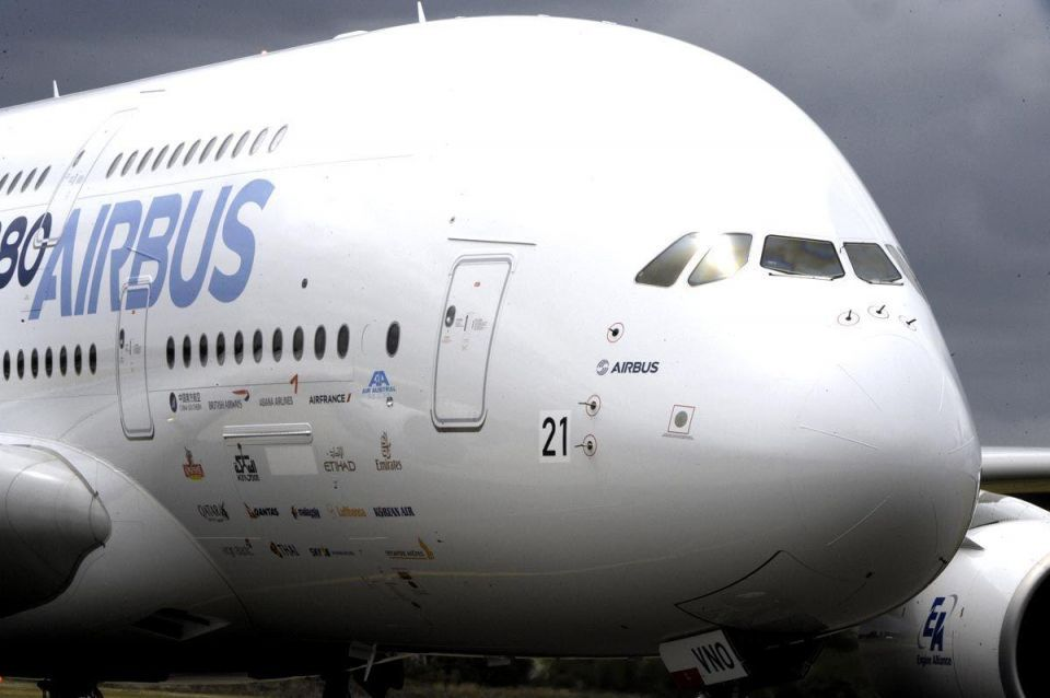 Airbus eyes new A380 customers in Middle East