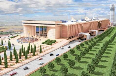 UAE builder completes $850m Iran shopping mall