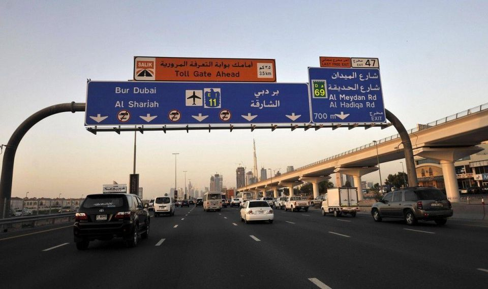 Dubai to review all speed limits in safety bid
