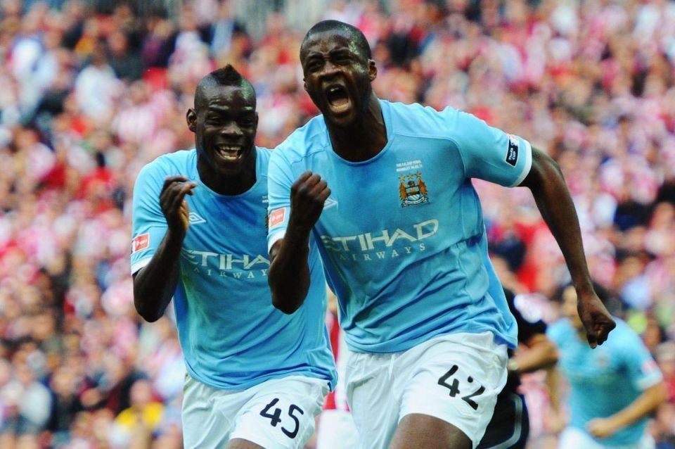 Revealed: Manchester City's war chest