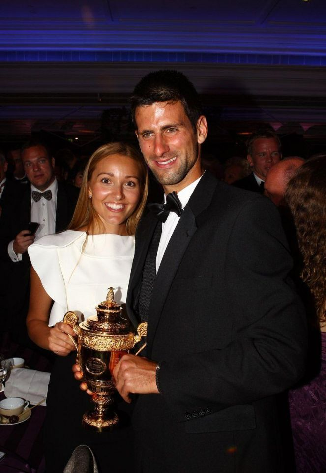 Meet the new king and queen of Wimbledon