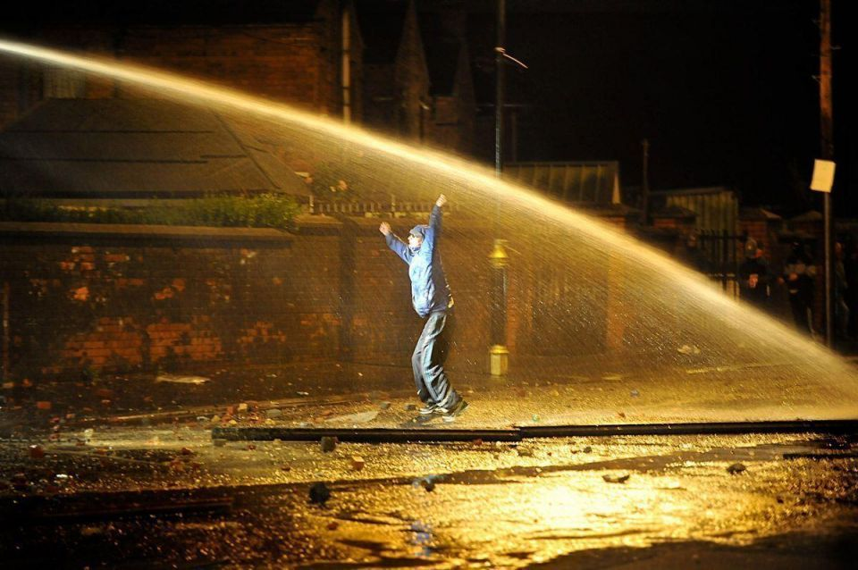Police warn Belfast riots could get out of hand