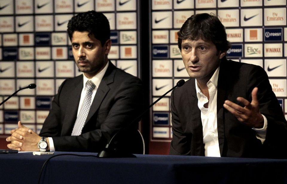 Leonardo joins Qatar-owned Paris St Germain
