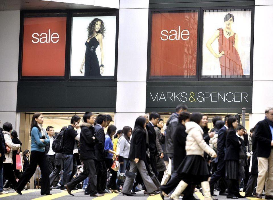 British retailerM&S to open three stores in Egypt