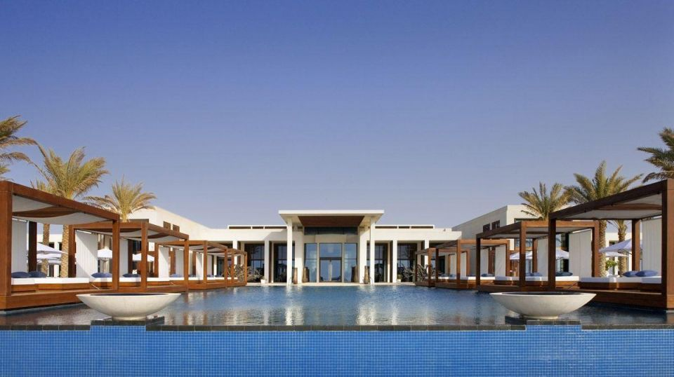 Abu Dhabi beach club offers taste of Monte-Carlo