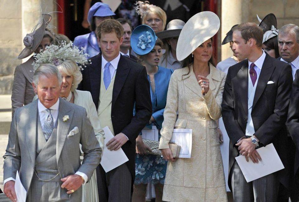 Royal wedding: UK queen's granddaughter gets married