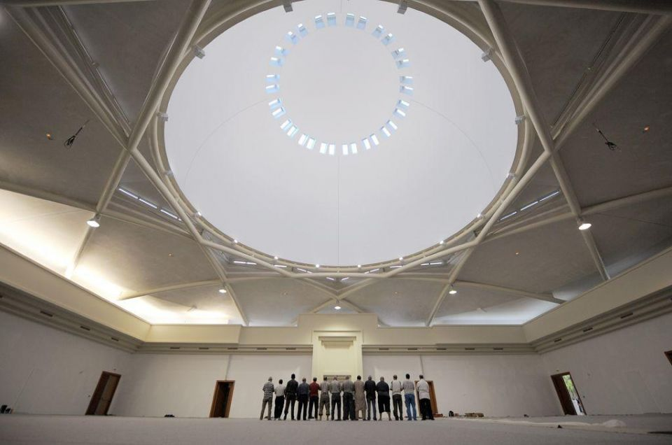 Inside France's La Grande Mosquée in Strasbourg