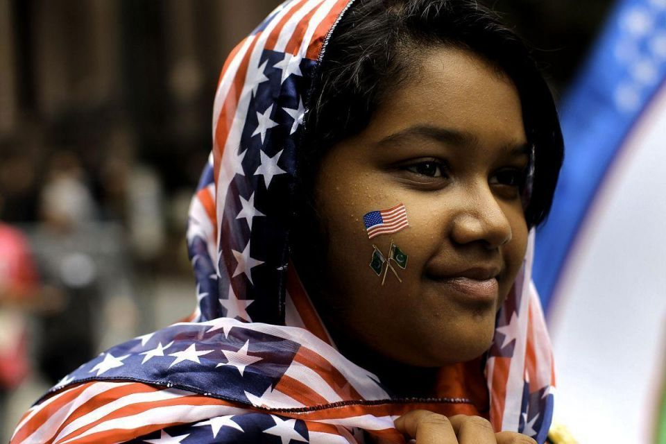Muslim Americans least likely to back violence