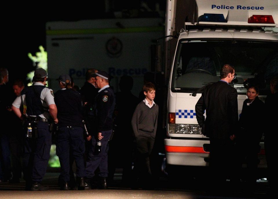 Police called after bomb strapped to Aussie teenager