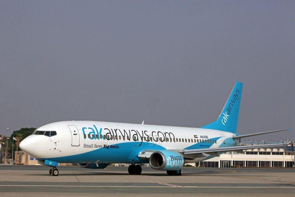 RAK Airways to launch flights to Pakistan cities in Nov
