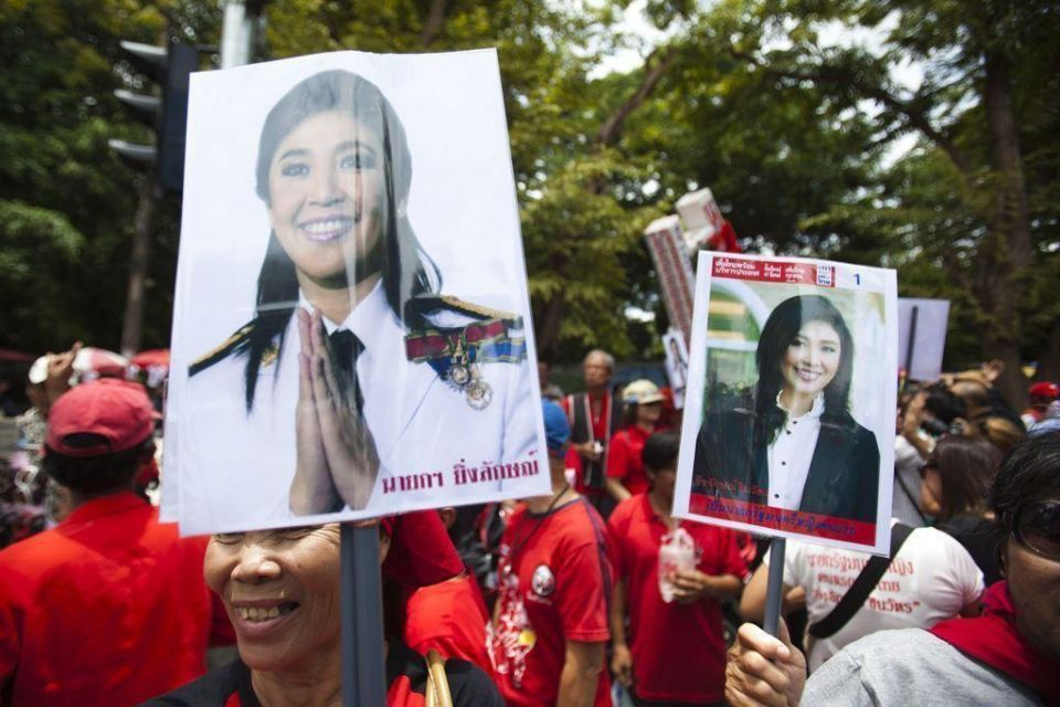 Yingluck Shinawatra becomes Thailand's first female PM