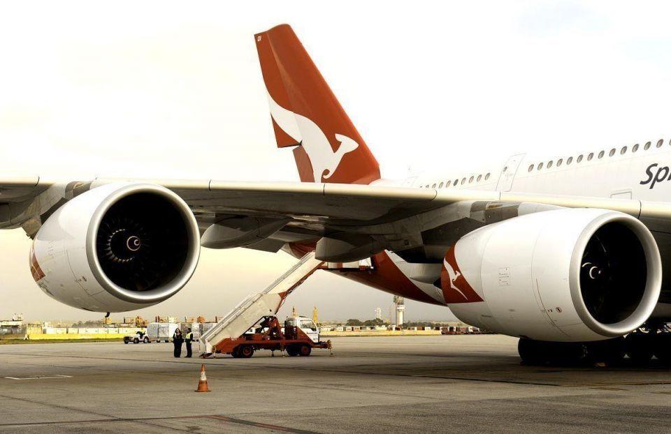 Qantas international ops lose $93.3m in H2