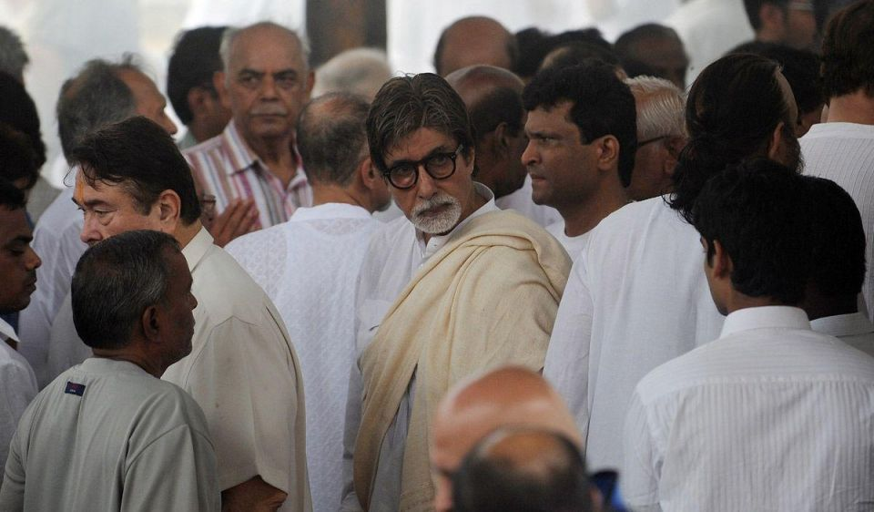 Bollywood's farewell to India's 'Elvis Presley'