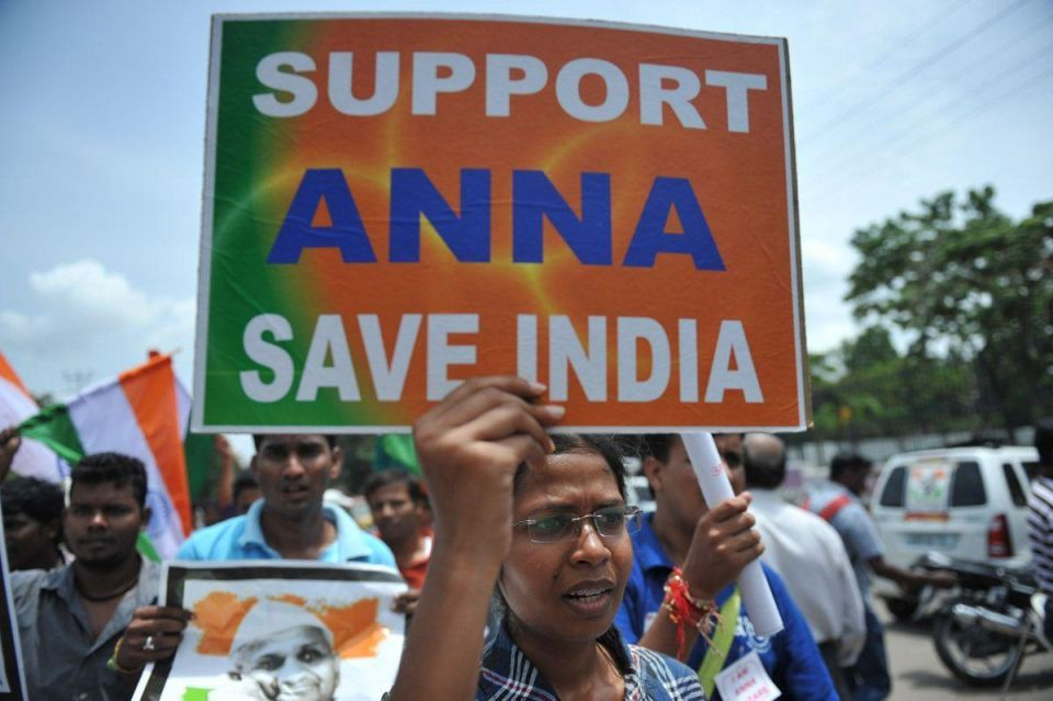 Botched Hazare crackdown may be India's turning point