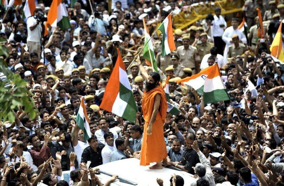 India faces risk of its own Arab Spring