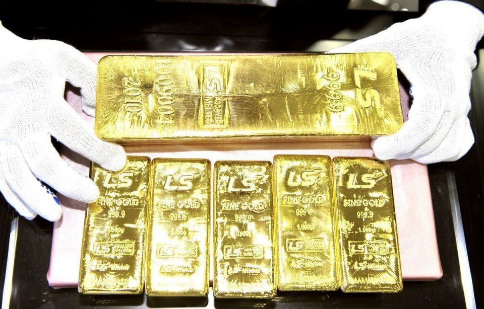 Gold price forecast to drop below $1,500 in Q1