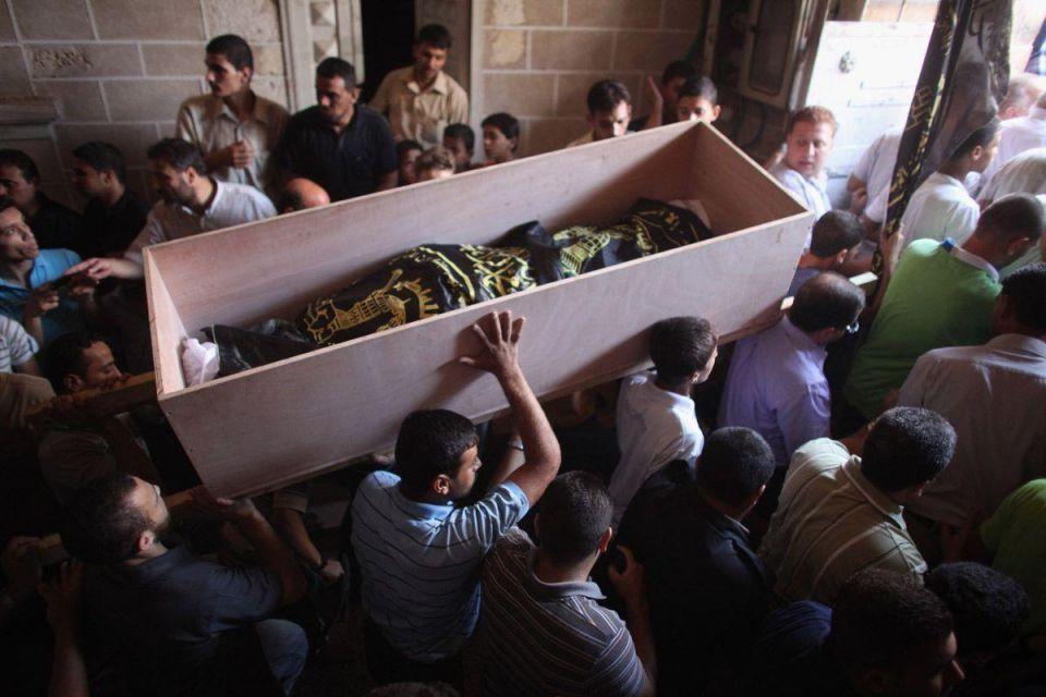 Israel-Gaza attacks stoke diplomatic tension with Cairo