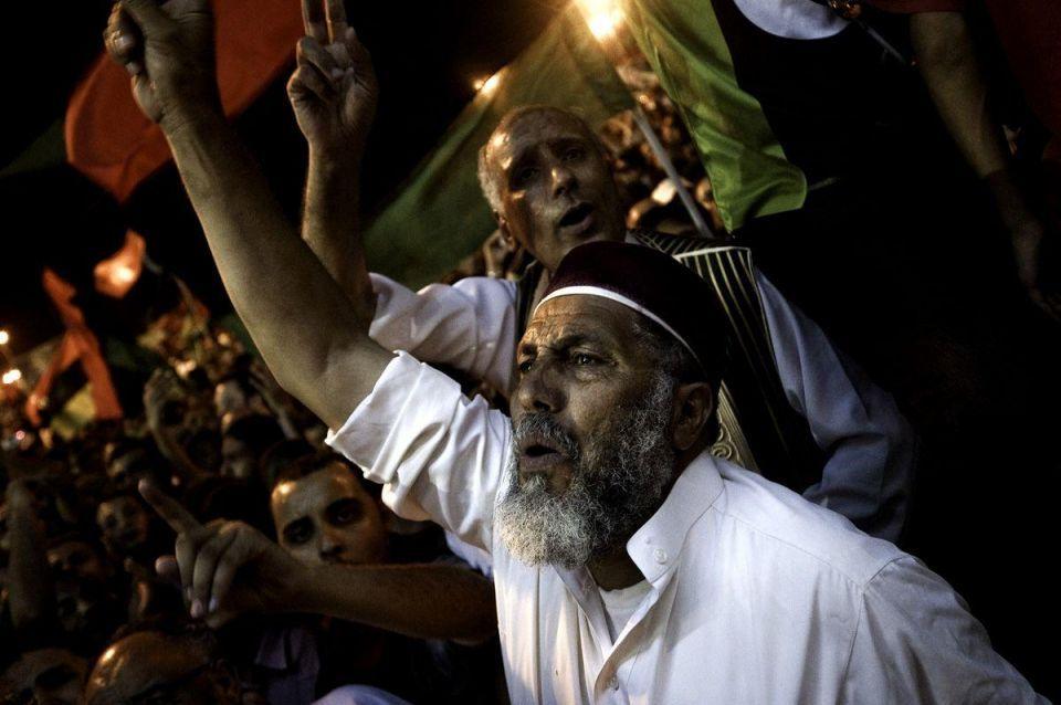 Who can unite Libya if Gaddafi falls?