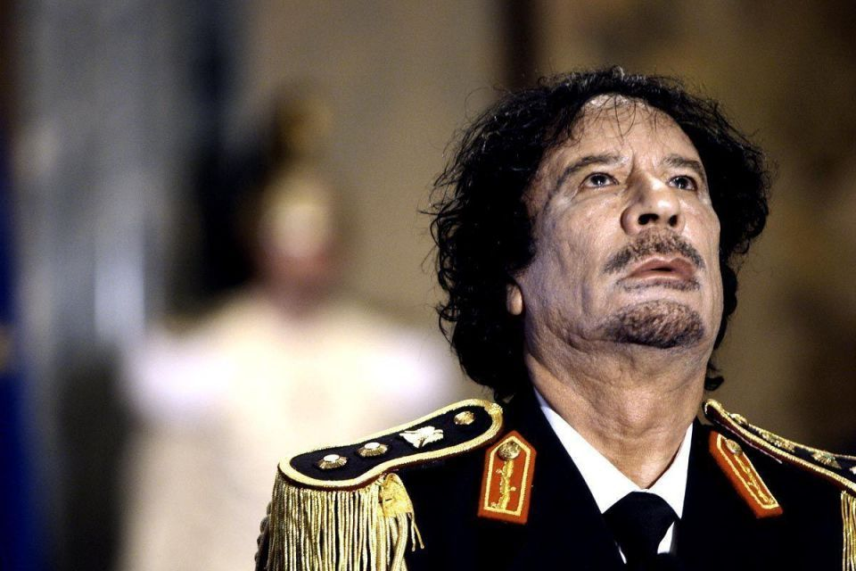 Gaddafi and family are in Algeria, says ministry