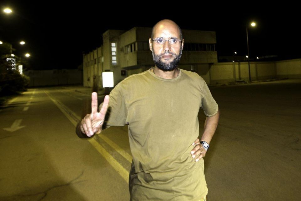 Saif Gaddafi to stand trial in Libya in September