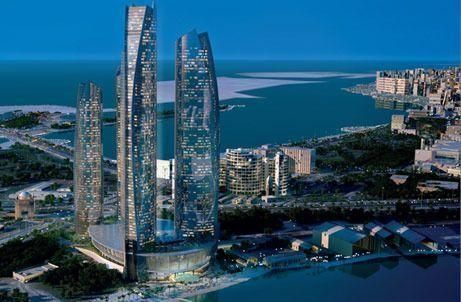 Etihad Towers on schedule for first handover by end-2011